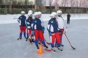 Хоккеистки готовятся к первенству России