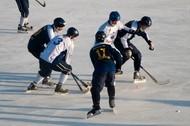 Мончегорские хоккеисты в финале