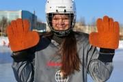 Юная мончегорская хоккеистка стучится в сборную